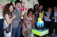 WEST HOLLYWOOD, CA - SEPTEMBER 09: Ike Barinholtz, Mindy Kaling attends The Mindy Project 100th Episode Party at E.P. & L.P. on September 9, 2016 in West Hollywood, California. (Credit: Parisa Afsahi/MediaPunch).