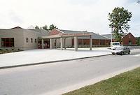 1990 October..Redevelopment.Rosemont (R-25)..TANNERS CREEK ELEMENTARY SCHOOL..NEG#.NRHA#..