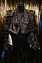 May 12, 2010 - Tokyo, Japan - King of Pop's stage costume is on display at the 'Michael Jackson - The official Lifetime Collection' exhibition, in a hall at the foot of Tokyo Tower, Tokyo, Japan, on May 12, 2010. More than 280 items of Michael Jackson memorabilia including crystal-studded gloves and favorite 1967 Rolls Royce are on display until July 4.  (c) MICHAEL JACKSON ESTATE.
