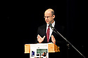 USDA's Jonathan Adelstein speaks at the Rural Broadband Summit and Hearing in Whitesburg, KY, on Oct. 12, 2011.