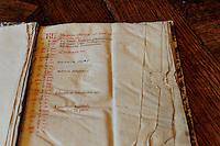 The Archives of the Abdij van Park abbey in Heverlee (Belgium, 11/09/2008)