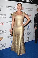BURBANK, CA - OCTOBER 1: Alicia Machado at the Metropolitan Fashion Week Closing Gala & Awards Show, October 1, 2016 at Warner Bros Studios in Burbank, California. Credit: David Edwards/MediaPunch