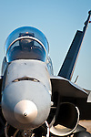 Spanish McDonnell Douglas F18 Hornet