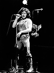 Geordie 1973 Brian Johnson at The Rainbow<br /> &copy; Chris Walter