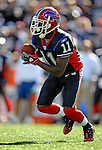 19 October 2008:  Buffalo Bills' wide receiver Roscoe Parrish in action against the San Diego Chargers at Ralph Wilson Stadium in Orchard Park, NY. The Bills defeated the Chargers 23-14 and maintain their first place position in the AFC East with a 5 and 1 record...Mandatory Photo Credit: Ed Wolfstein Photo