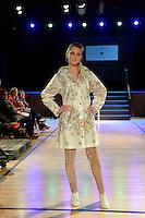 Mushama &amp; Me, New Zealand Eco Fashion Exposed Maintain &amp; Sustain at Notre Dame Performing Arts Centre, Lower Hutt, New Zealand on Friday 25 July 2014. <br /> Photo by Masanori Udagawa. <br /> www.photowellington.photoshelter.com.