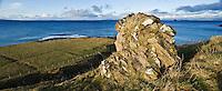 Ruins of Duntulm castle, Isle of Skye, Scotland