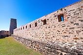 Fort Teremba, côte Ouest