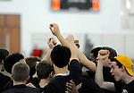 3-9-16, Pioneer High School vs Skyline High School boy's varisty basketball districts
