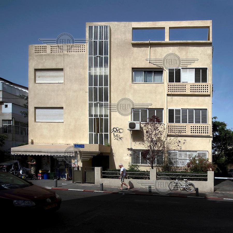 The white city bauhaus architecture in tel aviv for Architecture bauhaus