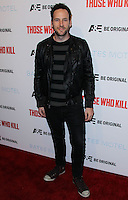 """HOLLYWOOD, LOS ANGELES, CA, USA - FEBRUARY 26: Ryan O'Nan at the Premiere Party For A&E's Season 2 Of """"Bates Motel"""" & Series Premiere Of """"Those Who Kill"""" held at Warwick on February 26, 2014 in Hollywood, Los Angeles, California, United States. (Photo by Xavier Collin/Celebrity Monitor)"""