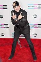 11/20/11 Los Angeles, CA: James Durbin during the arrivals at the 2011 American Music Awards held at the Nokia Theatre.