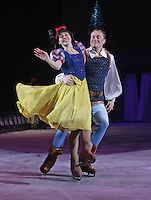 ***** NO FEE PIC*****.26/12/2010.Characters from Snow White.during  Disney On Ice : 100 Years of Magic at the Citywest Hotel , Dublin..Disney on Ice runs from 26th December till the 2nd January 2011 with tickets available from Ticketmaster & Box Offices for all shows. .Photo: Gareth Chaney Collins