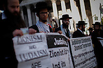 NEWS-Protest in New York Against Israeli Military Action In Gaza