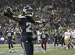 2012 NFL Seattle Seahawks vs. San Francisco 49ers