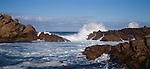Canal Rocks in Western Australia. Australia.