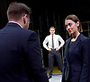 Bull <br /> by Mike Bartlett <br /> at Young Vic, London, Great Britain <br /> Press photocall <br /> 14th December 2015 <br /> <br /> Marc Wootton as Thomas <br /> Max Bennett as Tony <br /> <br /> Susannah Fielding as Isobel<br /> <br /> <br /> <br /> <br /> Photograph by Elliott Franks <br /> Image licensed to Elliott Franks Photography Services
