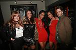 Amanda, Giovanna, To-Tam Sachika, To-Nya Sachika and Liton Attend JONES MAGAZINE PRESENTS SACHIKA TWINS BDAY BASH at SL, NY 12/12/11