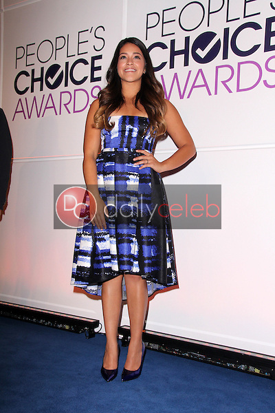 Gina Rodriguez<br /> at the People's Choice Awards 2015 Nominations Announcement, Paley Center for Media, Beverly Hills, CA 11-04-14<br /> David Edwards/DailyCeleb.com 818-249-4998