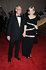 Mike Nichols and Diane Sawyer arriving at The Costume Institute Gala Benefit celebrating American Woman: Fashioning a National Identity at The Metropolitan Museum of Art on May 3, 2010 in New York City.