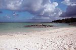mexican carribean beaches waves pier sailboat rocks