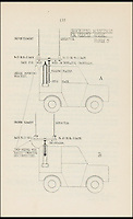 BNPS.co.uk (01202 558833)<br /> Pic: ForumAuctions/BNPS<br /> <br /> How to mount an aerial on a Landrover.<br /> <br /> Top Secret - Britsh Army book on how to beat the Mau Mau.<br /> <br /> A fascinating handbook given to British commanders serving in colonial Kenya containing controversial instructions on how to deal with dissident tribesmen has surfaced 60-years later. <br /> <br /> The confidential 167-page document encloses operational advice on how to overcome the Mau Mau Uprising, which saw natives revolt against European settlers. <br /> <br /> Written in 1954 and handed only to platoon commanders, who were in unfamiliar surroundings, it tells how to track and attack the Mau Mau. <br /> <br /> The book, titled 'A Handbook on Anti-Mau Mau Operations' was penned by General Sir George Watkin Eben James Erskine, who served as East Africa Command between 1953 and 1955.