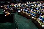 67th United Nations General Assembly at the U.N. Headquarters in New York