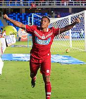 America V.S. Real Cartagena 31-10-2013