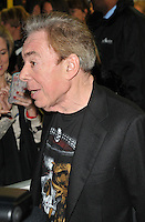 Lord Andrew Lloyd Webber at the &quot;School of Rock: The Musical&quot; VIP opening night, New London Theatre, Drury Lanes, London, England, UK, on Monday 14 November 2016. <br /> CAP/CAN<br /> &copy;CAN/Capital Pictures /MediaPunch ***NORTH AND SOUTH AMERICAS ONLY***