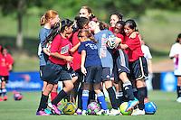MonStars Soccer - 2014