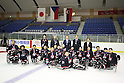 2016 IPC Ice Sledge Hockey World Championships B-pool Final - Japan 0-6 Czech