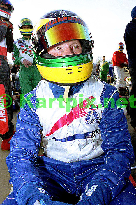 Formula A, Michael Conway, Karting, Mike Conway