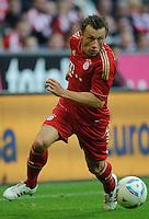 Fussball Bundesliga Saison 2011/2012 9. Spieltag FC Bayern Muenchen - Hertha BSC Berlin Ivica OLIC (FCB).