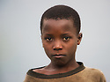 Arican boy in Rwanda