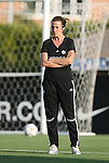 22 July 2009: Canada assistant coach Andrea Neil (CAN). The United States Women's National Team defeated the Canada Women's National Team 1-0 at Blackbaud Stadium in Charleston, South Carolina in an international friendly soccer match.