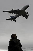 05/09/09 Airbus over Scotland