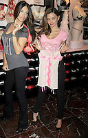 Adriana Lima, Miranda Kerr, Candice Swanepoel - Victoria's Secret store appearance - New York