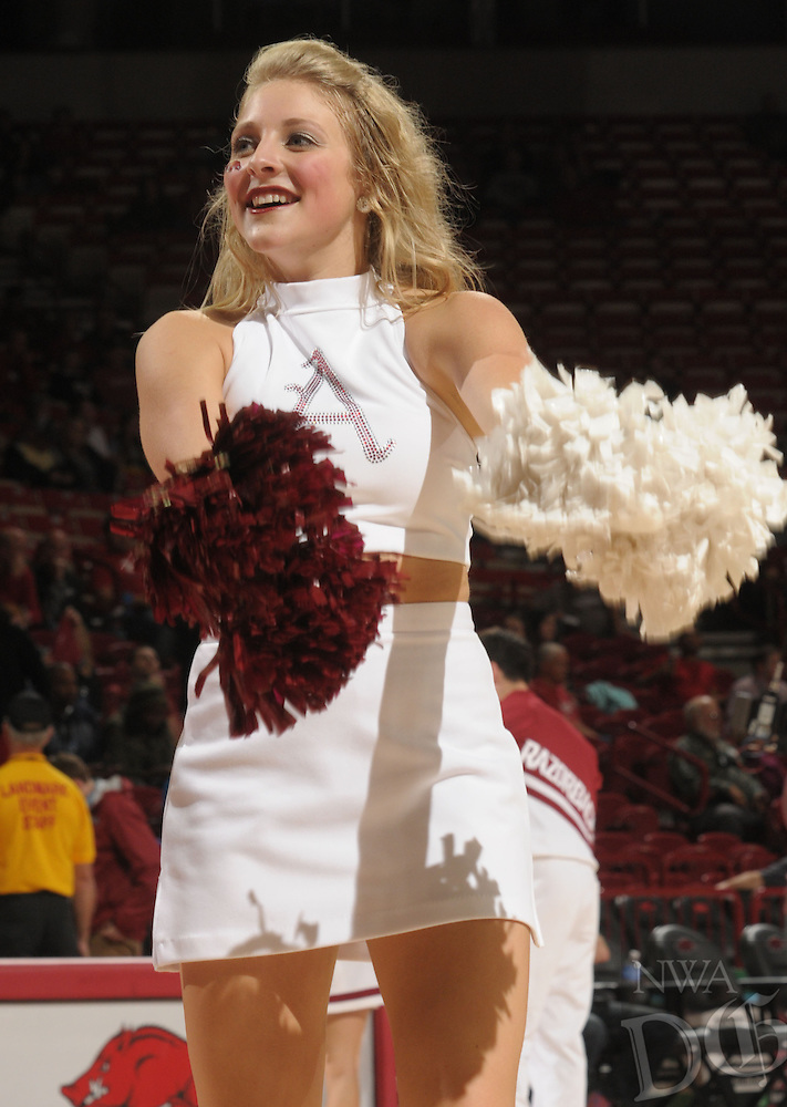 NWA Democrat-Gazette/ANDY SHUPE<br /> of Arkansas of Southwestern Oklahoma State Thursday, Nov. 5, 2015, during the second half in Bud Walton Arena. Visit nwadg.com/photos to see more photographs from the game.