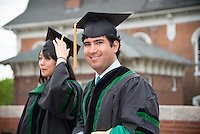 Peymaun Valkhshoorzadeh. Commencement class of 2013.