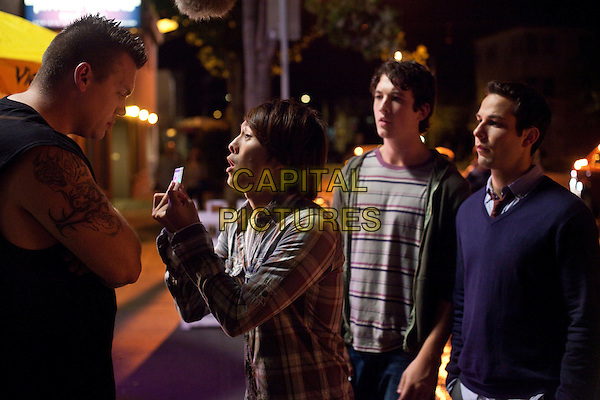 Justin Chon, Miles Teller and Skylar Astin.in 21 & Over (2013) .*Filmstill - Editorial Use Only*.CAP/FB.Supplied by Capital Pictures.