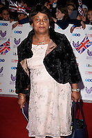 LONDON, UK. October 31, 2016: Baroness Doreen Lawrence at the Pride of Britain Awards 2016 at the Grosvenor House Hotel, London.<br /> Picture: Steve Vas/Featureflash/SilverHub 0208 004 5359/ 07711 972644 Editors@silverhubmedia.com