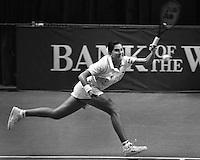 Tennis star Monica Seles<br /> (1992 photo/Ron Riesterer)