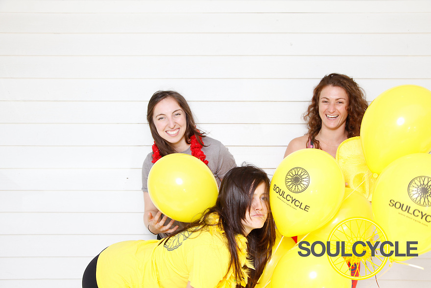 soulcycle marin 1 year anniversary!