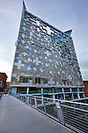 The Club and Spa in Birmingham, The Cube