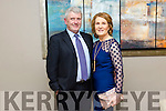 Enjoying the Crotta GAA Social at Ballyroe Heights on Saturday were Maureen Weir and Patrick Weir