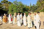 Easter Monday, the Great Walk Jerusalem-Emmaus