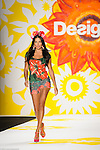 Desigual: Mercedes Benz Fashion Week S/S 2015