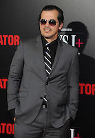 "NEW YORK, NY - July 11: John Leguizamo attends the New York remiere of ""The Infiltrator"" at the Loewa AMC on July 11, 2016 in New York City.Photos  by: John Palmer/ MediaPunch"