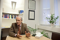 Switzerland. Canton Ticino. Bellinzona. Prof. Franco Cavalli, MD, FRCP. Scientific director of Oncology Institute of Southern switzerland. 30.01013 © 2013 Didier Ruef