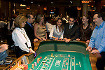 Craps table in Las Vegas, Nevada, Caesars Palace and Casino, gaming, gambling, craps, craps players, throwing dice, die, model released, craps table, NV, Las Vegas, Photo nv225-16887..Copyright: Lee Foster, www.fostertravel.com, 510-549-2202,lee@fostertravel.com